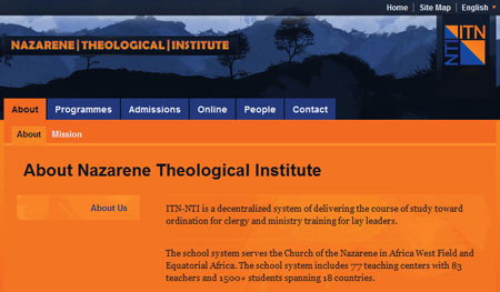 Nazarene Theological Institute
