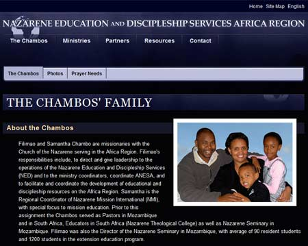 Nazarene Education and Discipleship Services